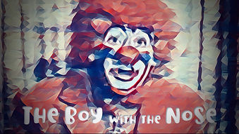 The Boy With The Nose - movie mockumentary about Dan Steadman's start in public access TV