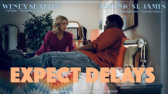 Expect Delays - holiday movie by Dan Steadman and Ted Trent