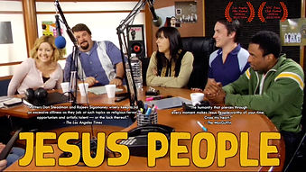 Image for Jesus People movie directed by Jason Naumann written by Dan Steadman and Rajeev Sigamoney