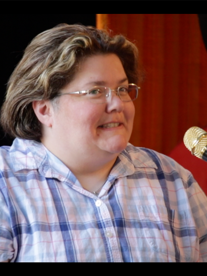 """Kelly Cato, sound recordist  of """"The Boy With The Nose"""""""