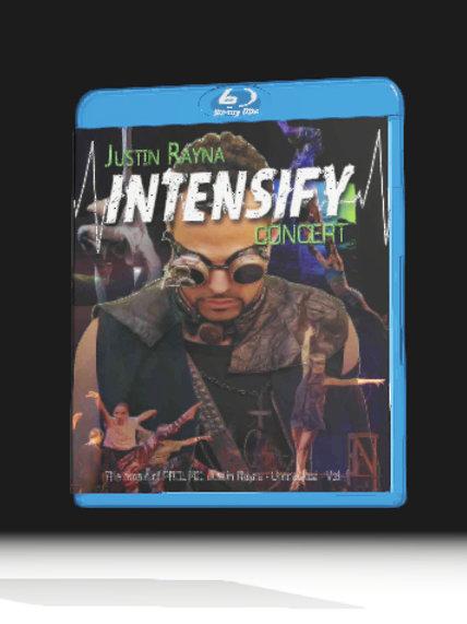 Justin Rayna's INTENSIFY Concert (Blu-ray)