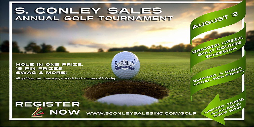 S. Conley Annual Golf Tournament