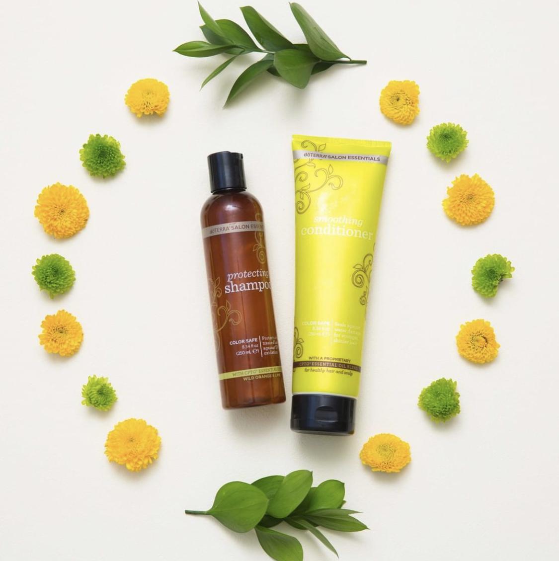 DoTERRA Salon Shampoo & Spülung