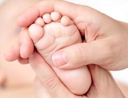 Bei Babies und Kinder ätherische Öle imm