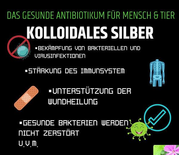 Kolloidal Silber