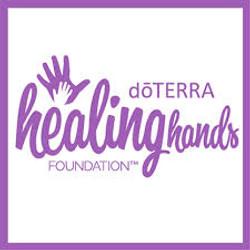 DoTERRA unterstützt Healinghands Kinder