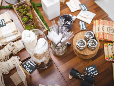 Plastic Free July - Small Sustainable Changes for Your Home