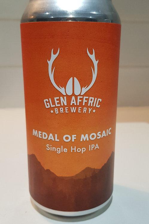 Glen Affric, Medal of Mosaic.
