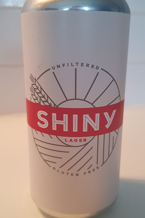 Shiny Brewery, Shiny pilsner style Lager (GF).