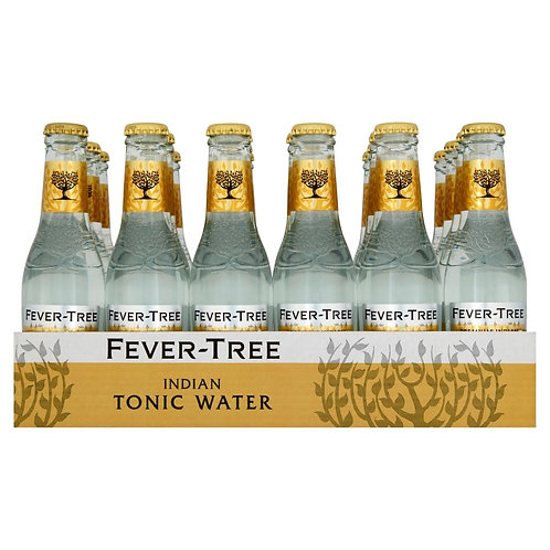 Fever Tree Premium Indian Tonic Water.