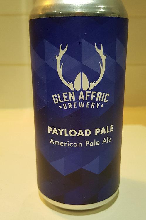 Glen Affric, Payload Pale.