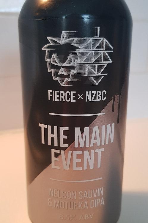 Fierce & New Zealand  Beer Collective. Nelson Sauvin &  Motueka DIPA. 8.5%