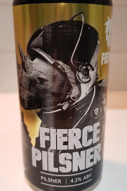 Fierce, Fierce Pilsner.