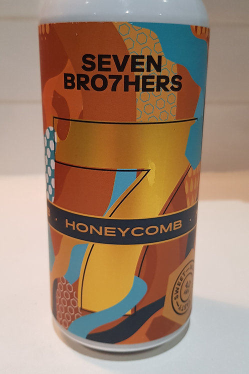 Seven Bro7hers, Honeycomb Pale Ale.