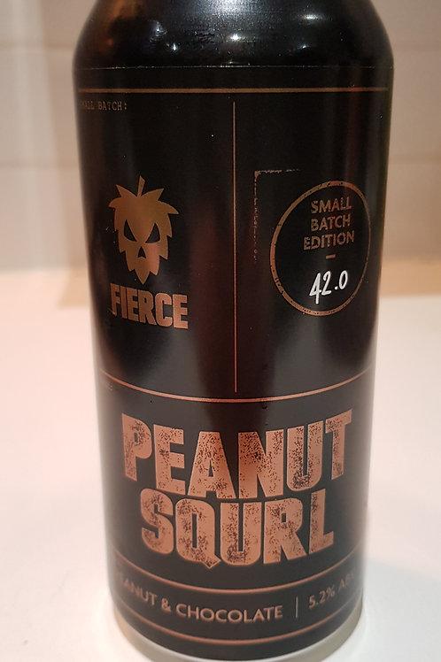 Fierce, Peanut Squrl.