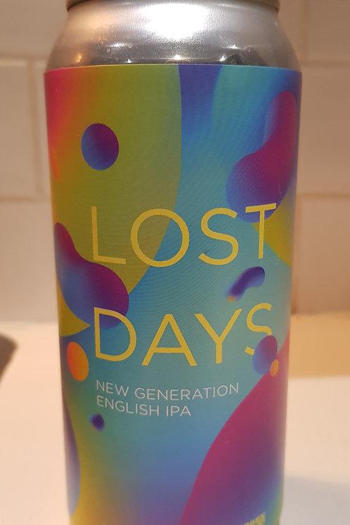 Donkeystone, Lost Days.