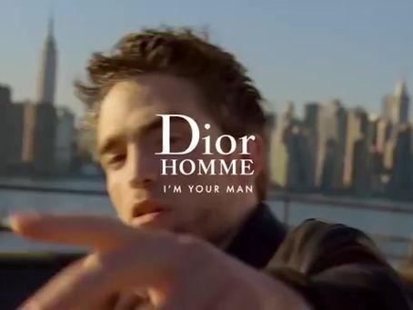 Dior Homme, Pattinson è Marlon Brando