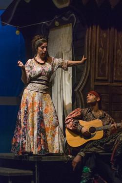 ״נשמה צוענית״-תיאטרון יידישפיל