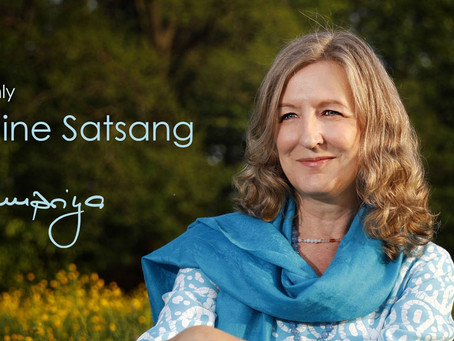 New Online Satsang starts 3/10/19 at 9:00 am EST