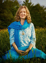 Sampriya / Marie-Lou Kuhne Millerick | Meditation Mentor and Teacher | Online Meditation Training | Essence of the Himalayas