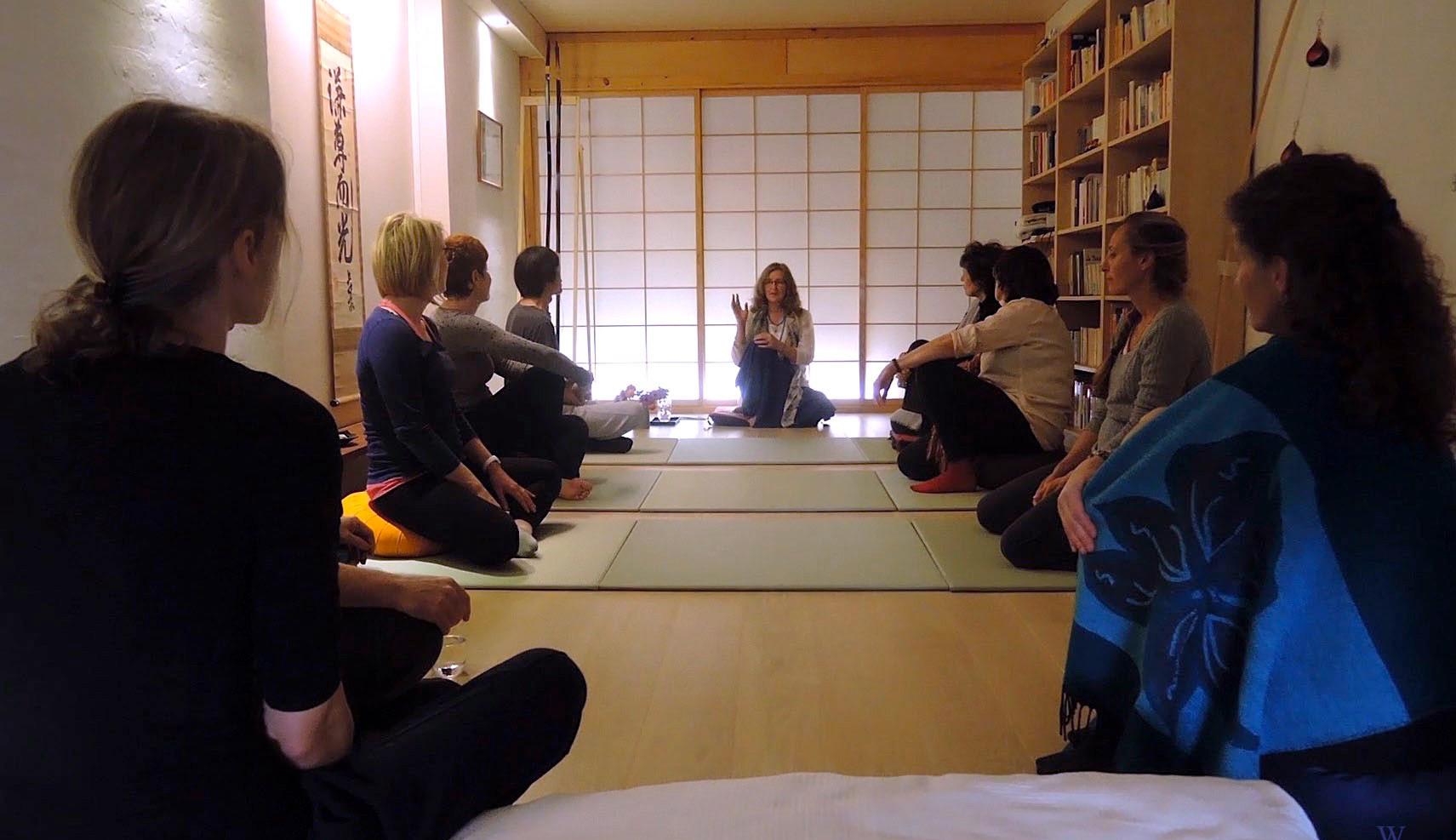 Meditation Teacher Training with Sampriya live from the Himalayas in India