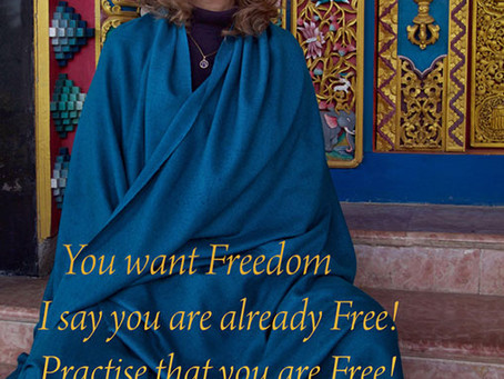 You are already Free - Meditation is how you know it