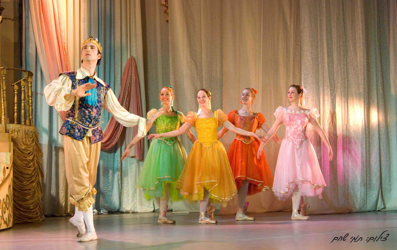 תיאטרון גושן ״נעל הזכוכית״