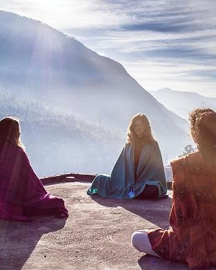Sampriya/Marie-Lou Kuhne Millerick - Meditation Teacher and Mentor | Online Meditation Training and Teacher Training | Online Meditation Mentoring