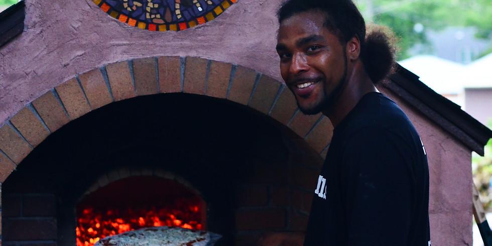 Drum Circle & Pizza