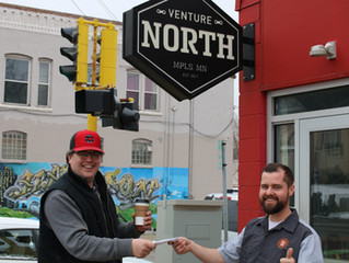 Venture North Partners with Utepils Brewing Co.
