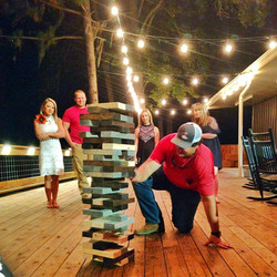 Fun and Games on the Deck