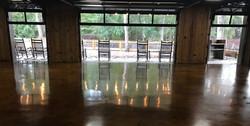 Garage Doors That Open to the Deck
