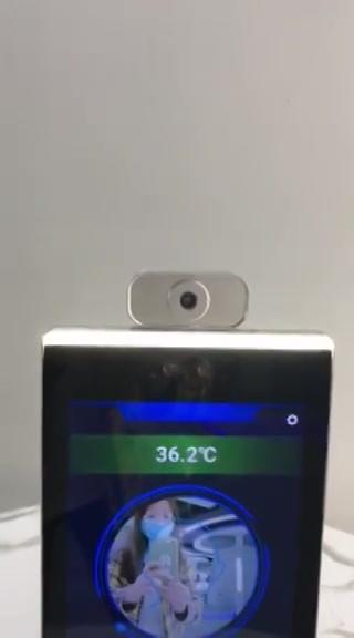 体温チェックシステム