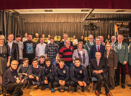 Neujahrsempfang: Ehrenamtlich Engagierte ausgezeichnet