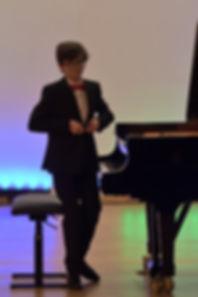 Eryk Koszela - Laureat II nagrody w grup