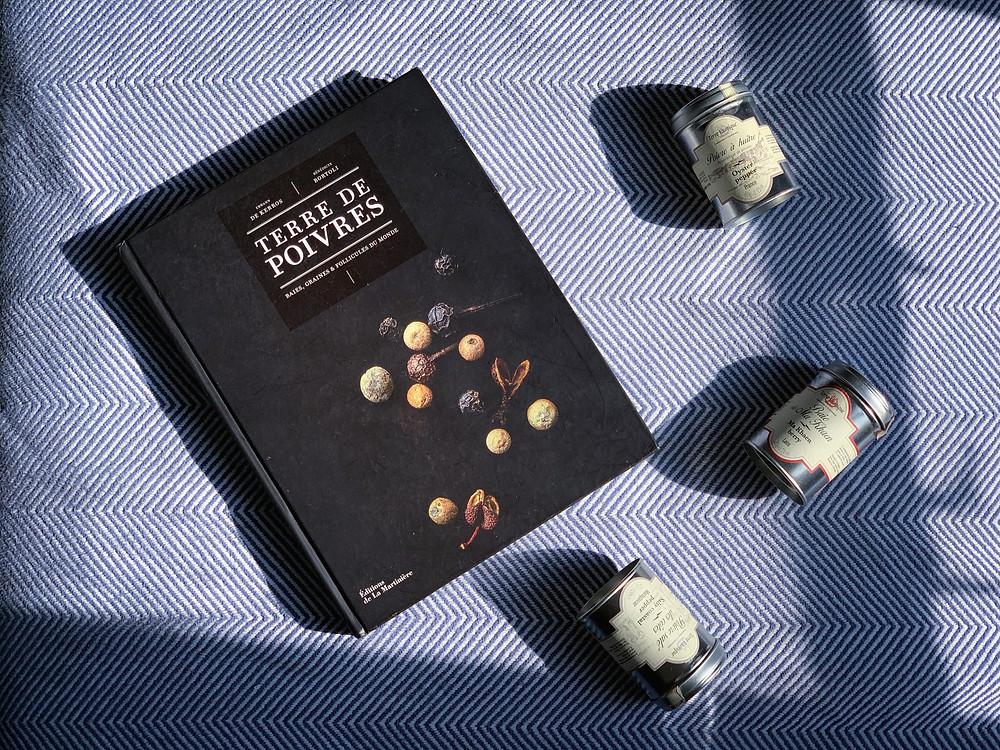 Terre de Poivres dans le magazine Culinariste