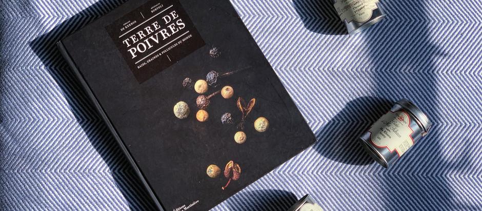 On adore l'encyclopédie des poivres: Terre de Poivres, Erwann DE KERROS (CEO Terre Exotique)