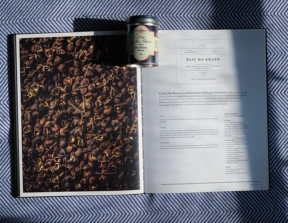 Terre de poivres - Erwann De Kerros (magazine Culinariste)