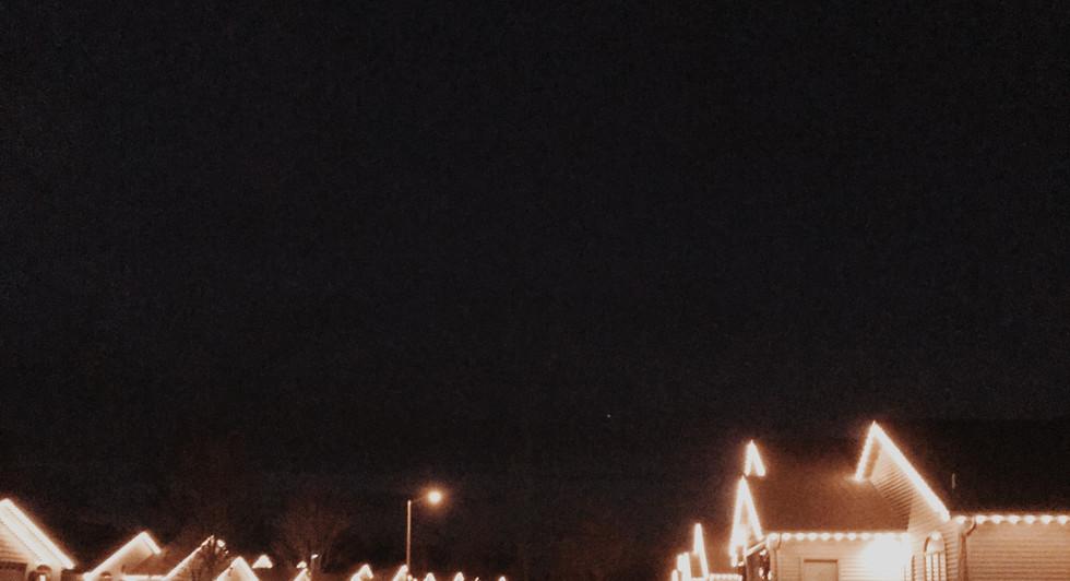 Summer Dale Holiday Lights 1
