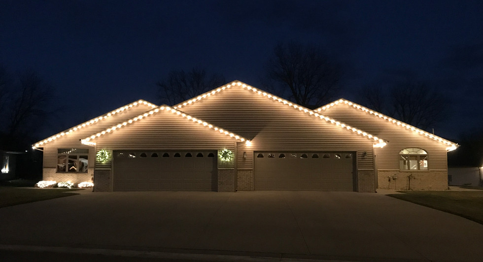 Summer Dale Holiday Lights Dual Unit