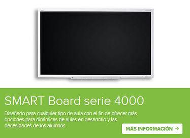 SMART Board serie 4000