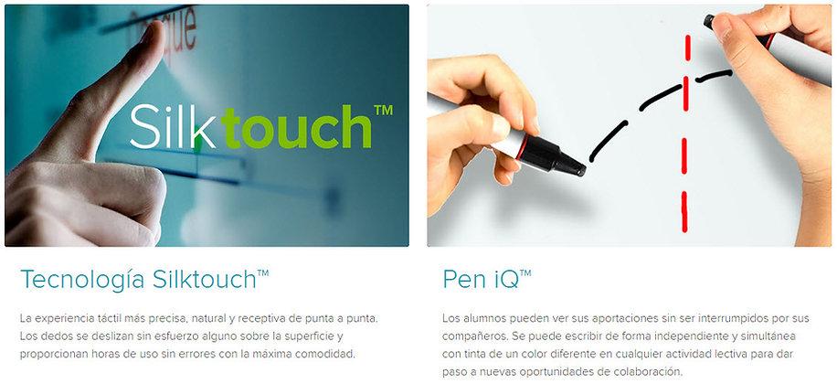 silk touch smartboard