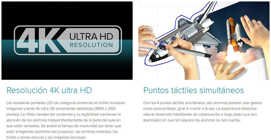 resolucion 4k Ultra HD