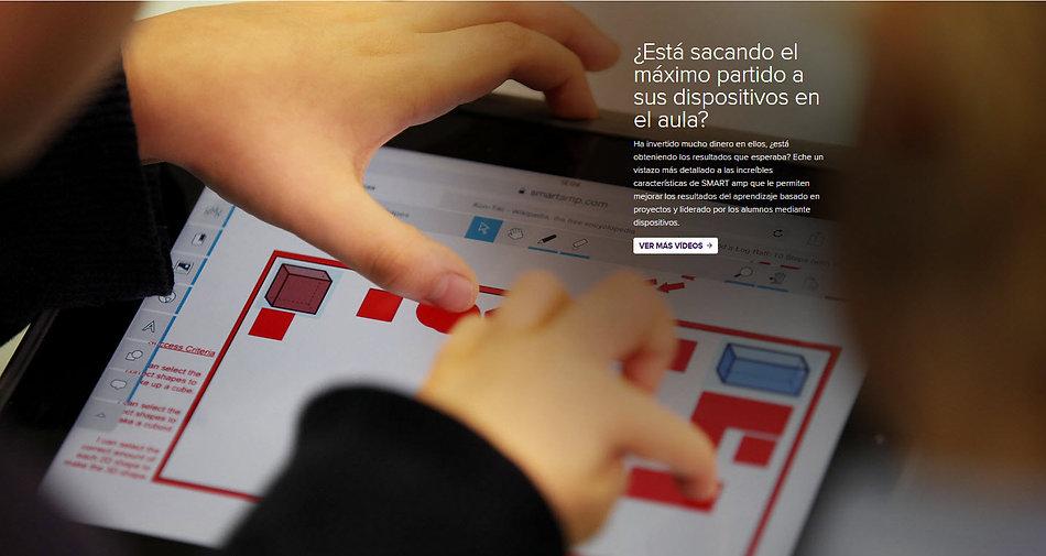 SMART y BYOD uso de dispositivos moviles en el aula