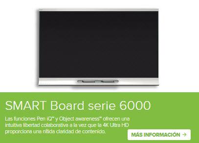 SMART Board serie 6000