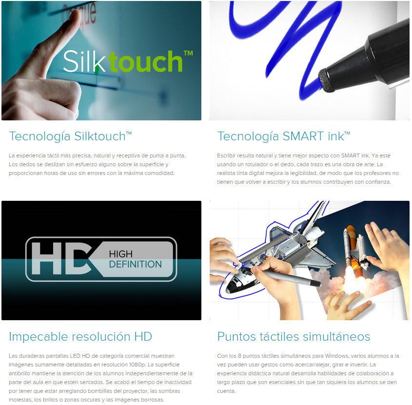 silk touch smart