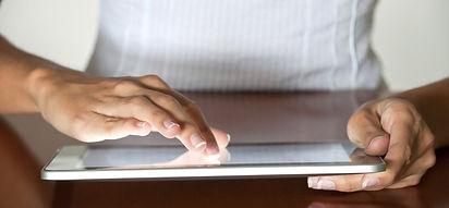Usando Smart Bridgit en iPad