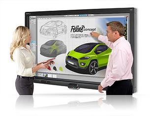 pantallas interactivas SMART te facilita Colaborar