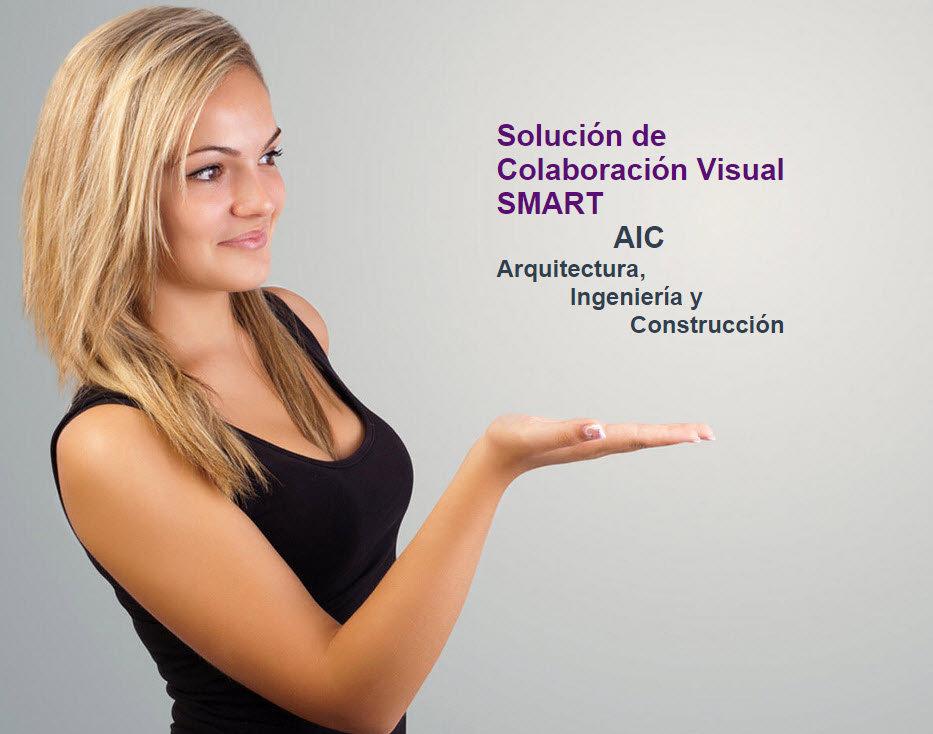 Solución de colaboración visual AIC