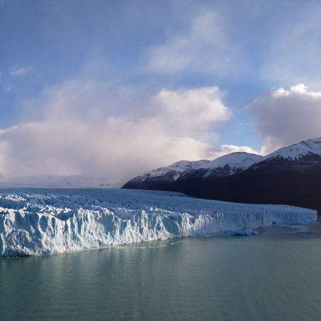 The magical Glaciers of Argentina